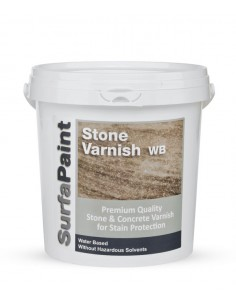 SurfaPaint Stone Varnish WB...