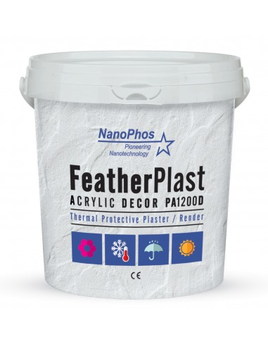 FeatherPlast Acrilico PA1200D...